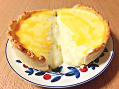 意外と簡単!PABLO風のチーズケーキ! by sssssatu [クックパッド] 簡単おいしいみんなのレシピが230万品 Tart Recipes, Sweets Recipes, Cheese Recipes, Snack Recipes, Cooking Recipes, Snacks, Cheap Sweets, Cheese Tarts, Asian Desserts
