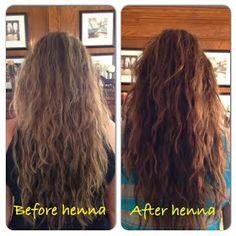 41 best H E N N A HAIR COLOR images on Pinterest | Coloured hair ...