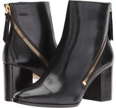 Donna Karan - Alina Leather Bootie Women's Boots. Bootie fashions. I'm an affiliate marketer. When you click on a link or buy from the retailer, I earn a commission.