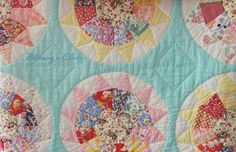 Vintage Quilt bloominginchintz.blogger.com