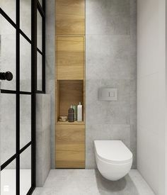 The Modern Bathroom Style – WERD HOME in Architecture & Interior design bathroom Small Toilet Design, Bathroom Colors, Modern Bathroom Design, Bathroom Interior Design, Decor Interior Design, Bathroom Ideas, Decoration Design, Bathroom Vanities, Bathroom Staging