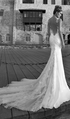 Galia Lahav Haute Couture featuring the La Dolce Vita Collection | Trubridal Wedding Dresses