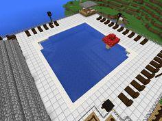 A Minecraft Pool