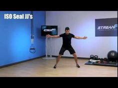 39 Jumping Jacks Variations #exercise #fitness