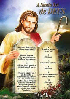 Você já observou com atenção os Dez Mandamentos??? Eles primeiramente referem-se a DEUS, em segundo as pessoas e terceiro as coisas. ESSA É A ORDEM!!!