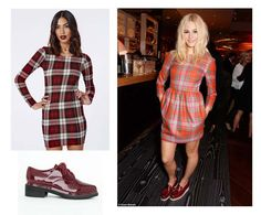 Get the Look: Pixie Lott with Missguided