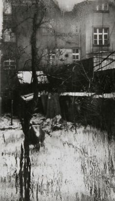 Josef Sudek, Windows of my Studio, Photograph➕More Pins Like This One At FOSTERGINGER @ Pinterest ➖