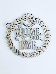 12-20 inch Welcome to Our Home Front Door Wreath- Great H... https://www.amazon.com/dp/B07CJ4F18K/ref=cm_sw_r_pi_dp_x_J8p2AbFHGERHG