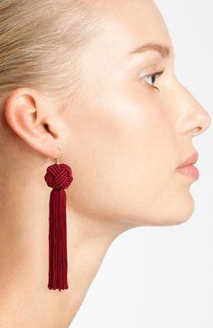 Main Image - Vanessa Mooney Astrid Drop Earrings