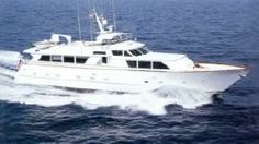 Broward Raised Pilot Motor Yacht 94'  $649,000