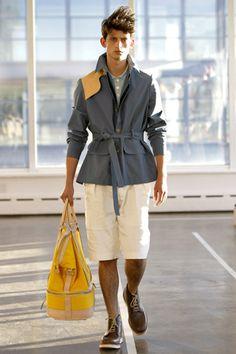 Antonio Azzuolo Spring 2012 Menswear Collection Slideshow on Style.com