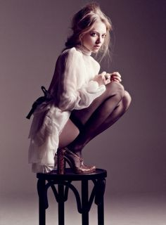 Amanda Seyfried - Interview Magazine