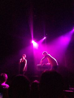 Sylvan esso at first ave
