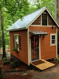 Chicken Coop Builder Übergänge Zu Kleinen Häusern Und Wir Sind Verliebt