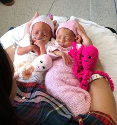 People are crocheting octopuses to help premature babies prima.co.uk