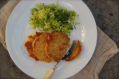 Meatless Mondays: Quinoa Patties