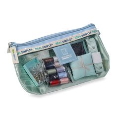 Keep this sewing kit handy for on-the-go emergencies.