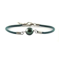 bracelet bleu perle de Tahiti poemotu http://www.poemotu.com/perles-de-tahiti/fr/156-bracelet-bleu-perle-de-tahiti.html
