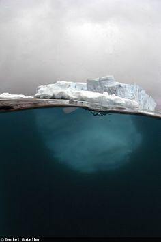 Tip+of+the+Ice+Berg+Quotes | Just The Tip Of The Iceberg - Above And Below Antarctica Through The ...
