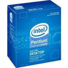 Intel Corp. Pentium Dual Core E5200 CPUs - BX80571E5200 by Intel. $23.00. Intel  Core2 Duo Processor E5200 3 GHz 45nm SSE4 800MHz FSB 2 MB L2 cache Intel  64 vPro XD Bit EIST and LGA775 package.