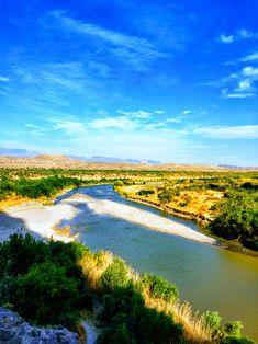 Rio Grande ... Parc National de Big Ben