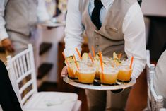 Consider serving a signature cocktail to welcome guests to your wedding ceremony. Wedding Venues Beach, Wedding Ceremony, Our Wedding, Second Weddings, Real Weddings, Grand Cayman, Signature Cocktail, Wedding Planner, Wedding Planer