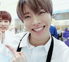 Yuta's healing smile ♡
