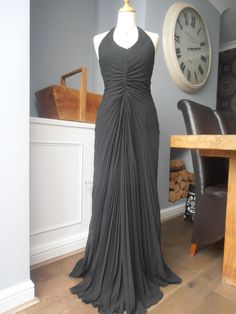 Maxi evening dress size 16