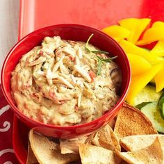 Roasted Vegetable Hummus Dip: Roasting the eggplant, zucchini, sweet ...