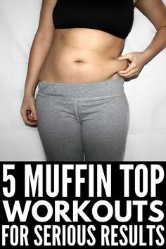 How to Get Rid of Love Handles: 5 Muffin Top Exercises That Work, That's all I needed. You may be done here. You can scroll as fast as your little finger will take, Love Handles Challenge, Fun Workouts, At Home Workouts, Muffin Top Exercises, Work Exercises, Muffin Top Challenge, Fitness Tips, Fitness Motivation, Fitness Challenges