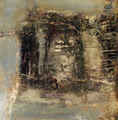 """Contemporary Painting - """"Granulated Sugar"""" (Original Art from jeane myers)"""