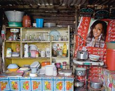 Annah Nguse's home, Nomzamo Park Informal Settlement, Jodi Bieber Democratic Election, African House, World Press, Funky Home Decor, Documentary Photographers, Stunning Photography, Photography Workshops, South Africa, Target Audience