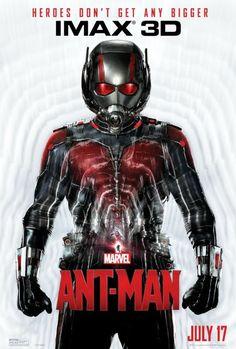 Ant-Man (2015) PG-13 | 1h 57min | Action, Adventure, Sci-Fi