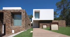 House in Meco - A project by Jorge Mealha