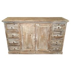 8 drawer washed wood cabinet 51x31 in at home bargu mango wood side table