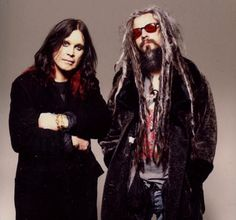 Ozzy Osbourne and Rob Zombie - one of the best concerts ever! Music Love, Music Is Life, Rock Music, My Music, Music Stuff, Heavy Metal Rock, Heavy Metal Music, Rob Zombie, Zombie Art