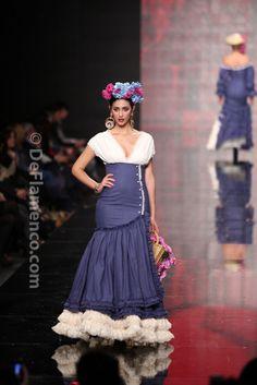 Fotografías Moda Flamenca - Simof 2014 - Patricia Bazarot 'Sentio' Simof 2014 - Foto 04
