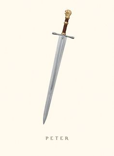 Peter's Sword   Narnia