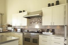 Full equipped modern kitchen