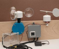 Back in late February I saw this post on the Raspberry Pi site. http://www.raspberrypi.org/school-weather-station-...They had created Raspberry Pi Weather Stations for Schools. I totally wanted one! But at that time ...