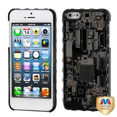 Hey guys,let's make difference for your new iPhone 5 with strange-looking hard back case right now!
