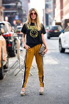 Выбор редактора: 10 странных, но стильных образов из Нью-Йорка - cosmo.com.ua