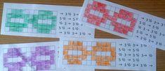 Pensiero computazionale – DigiScuola – Matematica Christmas Colors, Pixel Art, Periodic Table, Coding, Education, Math, School, Design, Geography