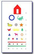 Handy image with regard to pediatric eye chart printable