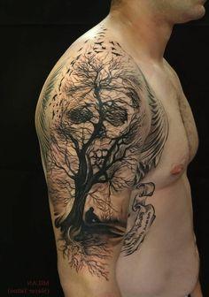 Die Totenkopf Tattoo Designs sind eine beliebte Wahl für viele Männer und Frauen. Die haben eine Vielzahl von unterschiedlichen Bedeutungen.