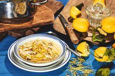 Wochenmarkt: Griechische Hühnersuppe
