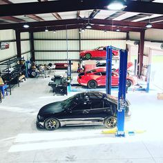 Lots going on in the shop today! Rx7, Rotary, Mafia, Mustang, Racing, Shopping, Instagram, Running, Mustangs