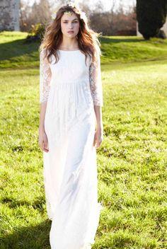 Robe de mariée Delphine Manivet pour La Redoute