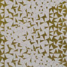 Al sol de los limones. Lápiz y pan de oro sobre papel / Pencil and gold leaf on paper. 15 x 15 cm. 2012.