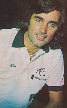 George Best Fulham 1976